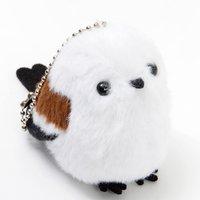 Japanese Animal Long-tailed Tit Plushie
