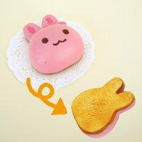 Usamomo Character Bread Toy