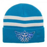 Legend of Zelda Wingcrest Fiber Optic Embroidered Acrylic Beanie