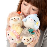Horinezumi no Harin Mori no Oshare-san Plush Collection (Standard)