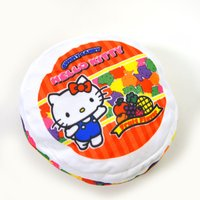 Hello Kitty Reversible Plush: Gummy Candy