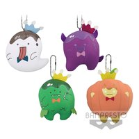 IDOLiSH 7 Monster King Pudding Ball Chain Plush Collection