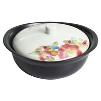 Hana Ozato Mino Ware Heat-Resistant Pot
