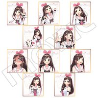 Kizuna AI Mini Shikishi Board Collection Box Set