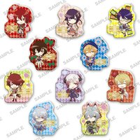100 Sleeping Princes & the Kingdom of Dreams Clear Clip Badge Box Set Vol. 3
