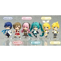 Nendoroid Petite: Character Vocal Series Hatsune Miku Renewal Trading Figures