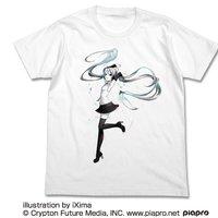 Hatsune Miku V4X White T-Shirt