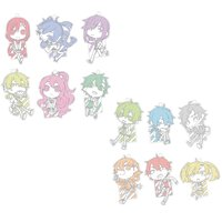 Kagerou Project School Parody Trading Rubber Straps