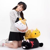 Tsuchineko Higebukuro Cat Plush Collection (Big)