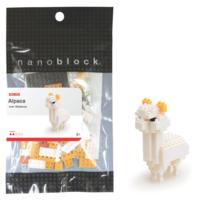 Nanoblock Alpaca