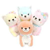 Mameshiba San Kyodai Funwari Yume no Kuni Vol. 2 Dog Plush Collection (Big)