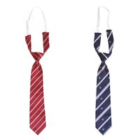 Teens Ever High School Uniform One-Touch Necktie