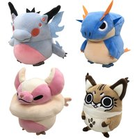 Monster Hunter Mochi Cute Plush Collection Vol. 3