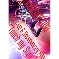 """KENSHO ONO First Live&Documentary Film """"Touch my Style"""" DVD"""