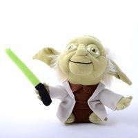 Classic Star Wars Super-Deformed Yoda Plush