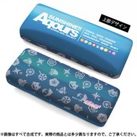 Love Live! Sunshine!! Aqours Glasses Case