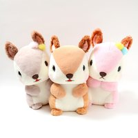 Korisu no Dongurin Lovely Squirrel Plush Collection (Big)
