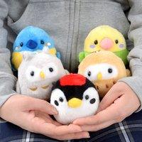 Kotori Tai Yama no Saezuri Bird Plush Collection (Ball Chain)