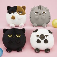 Marumochi Neko Standard Plush Collection