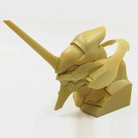 Official Evangelion Unit-01 Bust Model Kit
