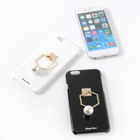 Magnet Party Scene Big Pearl Ring iPhone 6 Cases