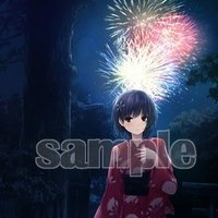 "Coffee-Kizoku ""Summer Flower"" A3 Acrylic Art Board"