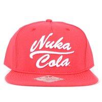 Fallout Nuka Cola Red Snapback