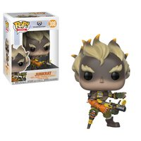 Pop! Games: Overwatch Series 3 - Junkrat