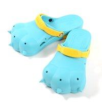 Akiba Sandals - Blue x Yellow
