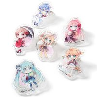 Vocaloid Acrylic Badge Niwako Ver.