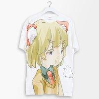Kotoko Watatsumugi PARK Original Full Print T-shirt