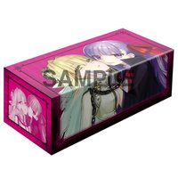 Comptiq Cover Collection Fate/Extra CCC Card Box