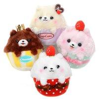 Pometan Cupcake Dog Plush Collection (Standard)