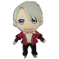 Yuri on Ice!!! Victor Dancing Clothes Plush
