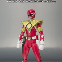 S.H.Figuarts Mighty Morphin Power Rangers Armored Red Ranger (Bluefin Exclusive Ver.)