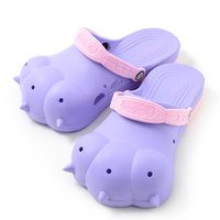 Akiba Sandals - Lavender x Light Pink