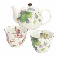 Satonoshi Mino Ware Tea Set