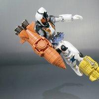 S.H.Figuarts Kamen Rider Fourze - Fourze Base States