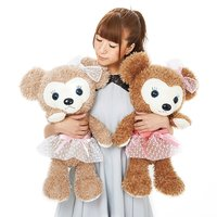 Classical Girly Bear Plush Collection (Big)