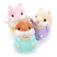 Coroham Coron Baby Hamster Plush Collection (Big)
