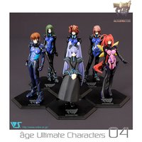 M.O.E. Colle Plus Age Ultimate Characters Box 4 | Muv-Luv