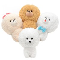Mofu Mofu Bichon Dog Plush Collection (Standard)