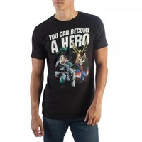 My Hero Academia You Can Become a Hero T-Shirt
