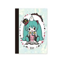 Hatsune Miku Notebook