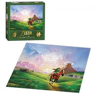 The Legend of Zelda Link's Ride Collector's Jigsaw Puzzle