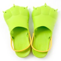 Akiba Sandals - Yellow-Green x Yellow