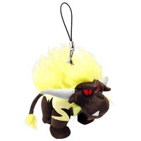 Monster Hunter Rajang Mini Mascot Plush