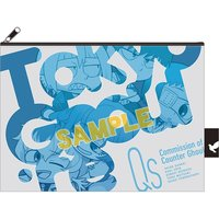 Tokyo Ghoul:re American Comics Style Flat Pouch
