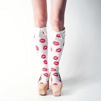 ERIMAKI SOX Lip High Socks