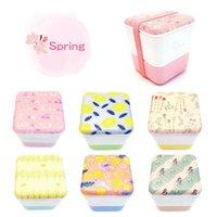 temahima -atelier saison- Spring Lunch Box Collection